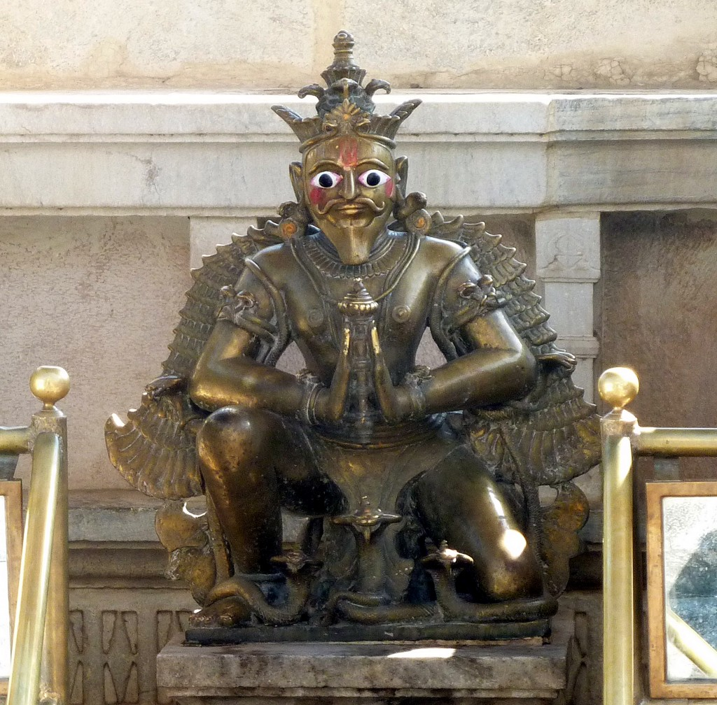 Jagdish bronze god AS 310