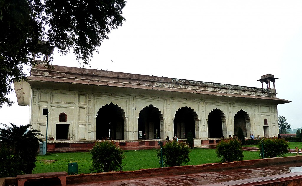 Red fort pavilion 0643