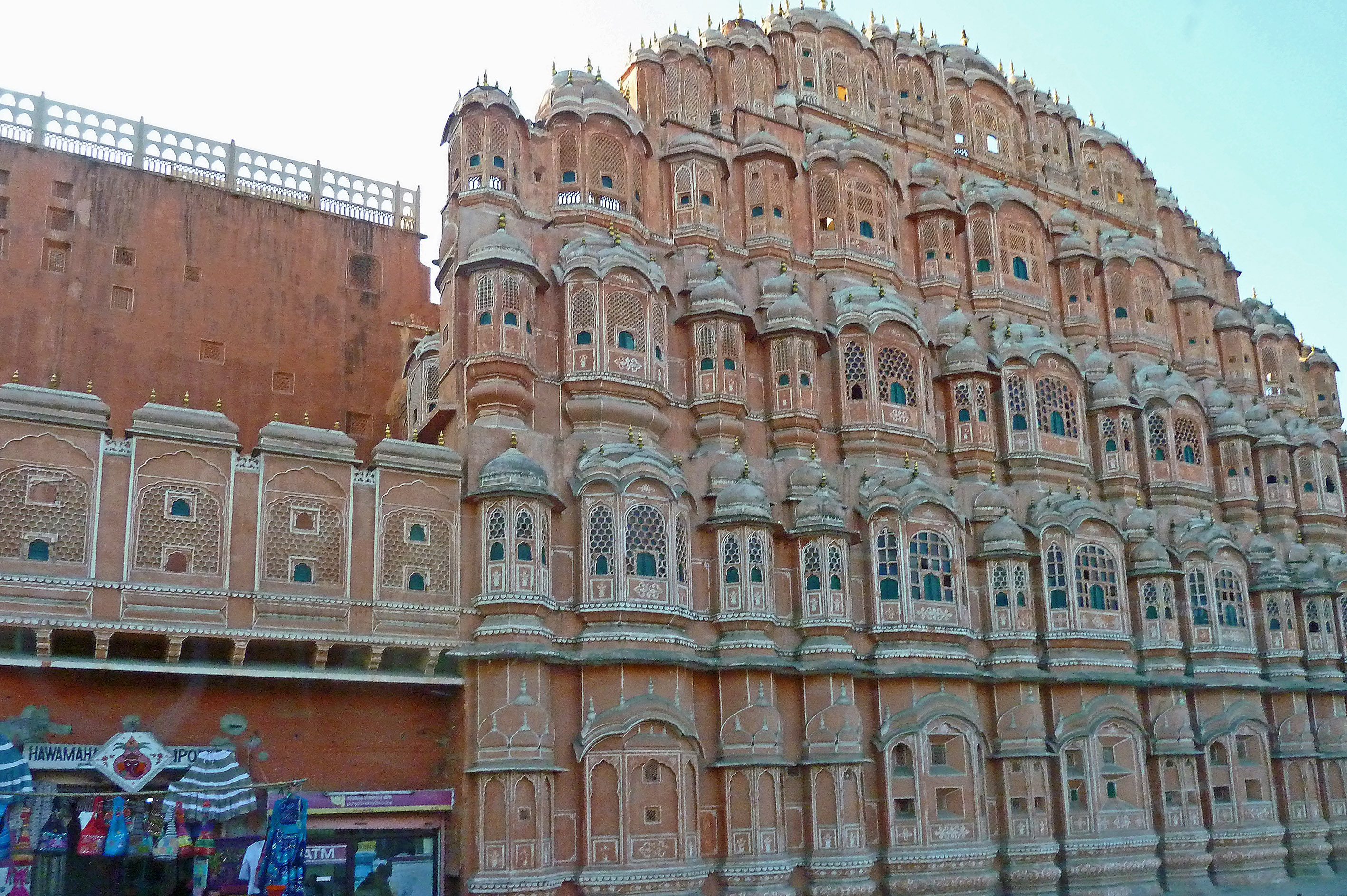 Jaipur Palace of Winds 131